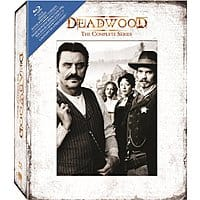 Amazon (UK) Deal: Deadwood: The Complete Collection Pre-Order (Region Free Blu-ray) $37.80