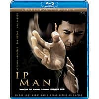 Frys Deal: Ip Man or Ip Man 2 (Collector's Edition Blu-Ray)