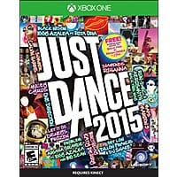 Amazon Deal: Just Dance 2015 (Wii/Wii U, Xbox One/360, PS3/PS4) $24.99 + Free Shipping w/ Prime or FSSS