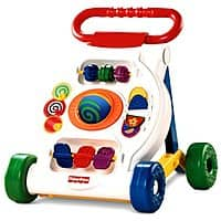 Amazon Deal: Mattel & Fisher-Price Toys & Game: Up to 50% Off: Fisher Price Activity Walker