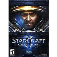 Amazon Deal: StarCraft II: Wings of Liberty or Heart of the Swarm (PC Game)