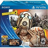 GameStop Deal: PlayStation Vita Limited Edition Console w/ Borderlands 2