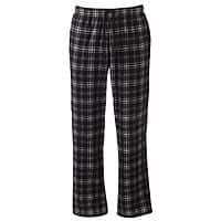 Kohls Deal: Men's Croft & Barrow Patterned Microfleece Lounge Pants (various styles)