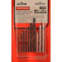 Kmart Deal: 10-Piece Craftsman Drilling/Masonry Bit Set + $4 SYWR Points