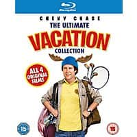 Amazon (UK) Deal: The Ultimate National Lampoon Vacation Collection (Region Free Blu-ray)