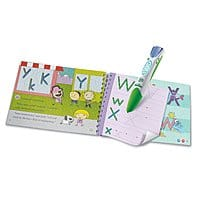 Amazon Deal: LeapFrog LeapReader Deluxe Writing Workbook: Learn to Write Letters w/ Mr. Pencils $9 + Free Shipping w/ Prime or FSSS