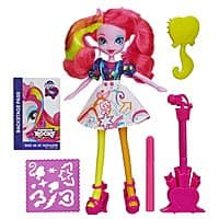 Amazon Deal: My Little Pony Equestria Girl Dolls: DJ Rainbow Rocks $5.70, Twilight Sparkle