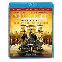 Amazon Deal: Red Cliff Original International Version: Part 1 & 2 (Blu-Ray)