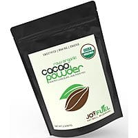 Amazon Deal: 2-Pounds Joyfuel Premium Raw Organic Cacao Powder