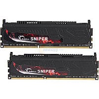 Newegg Deal: 16GB (2x8GB) G.SKILL Sniper Series 2133 Desktop Memory