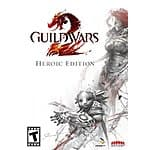 Guild Wars 2 Deal: Guild Wars 2: Heroic Edition (PC Digital Download)