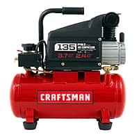 Kmart Deal: Craftsman 3 Gal. Horizontal Air Compressor w/ Accessory Kit + $5.75 SYWR Points