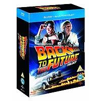 Back to the Future Blu Ray Trilogy $17.70 (REGION FREE)