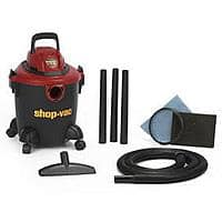 Walmart Deal: Shop-Vac 5-Gallon 2-Peak-HP Wet/Dry Vacuum w/ Rear Blower