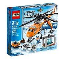 Amazon Deal: LEGO City Arctic Helicrane Set