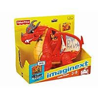 Amazon Deal: Fisher-Price Imaginext Eagle Talon Castle Dragon $16.25 + Free In-Store Pickup