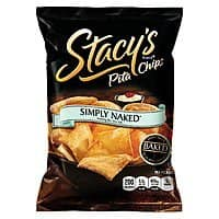 Amazon Deal: Stacy's Pita Chips: 24-Pack 1.5oz. Simply Naked or Parmesan Garlic & Herb