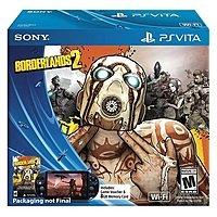eBay Deal: PlayStation Vita (Wi-Fi) w/ Borderlands 2 Limited Edition Bundle