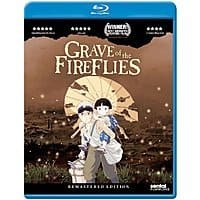 Amazon Deal: Grave Of The Fireflies (Blu-ray)