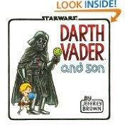 Amazon Deal: Star Wars Kindle eBooks: Darth Vader and Son or Vader's Little Princess $1.99 Each