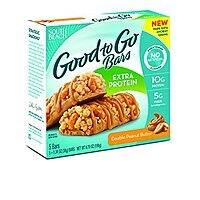 Amazon Deal: 8-Pack of 5-Ct. South Beach Diet Good To Go Bars (Double Peanut Butter)