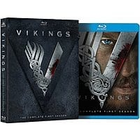 Amazon Deal: Vikings: Season 1 (Blu-Ray) $17.99 + Free Shipping w/ Prime or FSSS