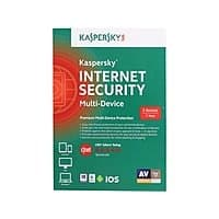 Newegg Deal: Kaspersky Internet Security Multi-Device (5-Devices) FAR + S/H