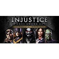 Warner Bros. PC Digital Download Games: Injustice: Gods Among Us: Ultimate Edition $  3.85, Gauntlet $  6.16, Bastion $  2.88 & More via Green Man Gaming