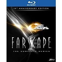Amazon Deal: Farscape: Complete Series (20 Disc Blu-Ray) $52.99 + Free Shipping