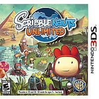 Best Buy via eBay Deal: Scribblenauts Unlimited (Nintendo 3DS)