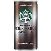 Amazon Deal: 12-Pack of 6.5oz Starbucks Doubleshot Espresso + Cream
