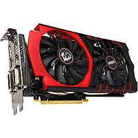 Newegg Deal: MSI GeForce GTX 970 Gaming 4G LE Video Card w/ Witcher 3 + Arkham Knight