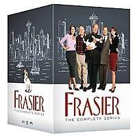 Amazon Deal: Frasier: The Complete 44-Disc DVD Series or Cheers: The Complete 45-Disc DVD Series $59.49 + Free Shipping