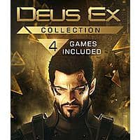 Green Man Gaming Deal: Deus Ex PC Digital Download: Collection $6.35, Game of the Year, Invisible War $1.34 & More via Green Man Gaming