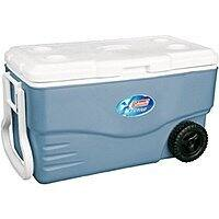 Walmart Deal: 100-Quart Coleman Xtreme Wheeled Cooler w/ Tow Handle