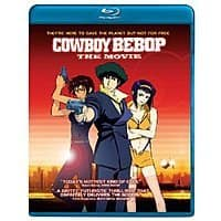 Amazon Deal: Cowboy Bebop: The Movie (Blu-Ray) $6.99 + Free In-Store Pickup