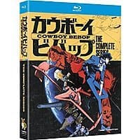 Amazon Deal: Cowboy Bebop: The Complete Series (Blu-Ray) $29.99 + Free Shipping w/ Prime or FSSS