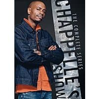Amazon Deal: Chappelle's Show: The Complete Series (DVD) $15.95 + Free Shipping w/ Prime or FSSS