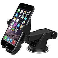 Amazon Deal: iOttie Smartphone Car Mounts: Easy One Touch 2 $16.99, Easy Flex 3 $12.99 & More + Free Shipping w/ Prime or FSSS via Amazon