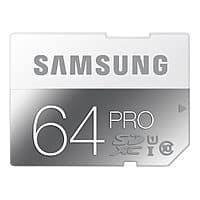 Samsung or Amazon Deal: 64GB Samsung Pro Class 10 SDXC Memory