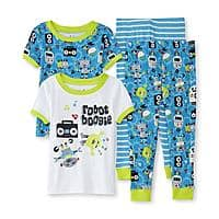 Sears Deal: Sears Clearance: Extra 30% Off Family Apparel: 2-Pairs Infant Pajamas