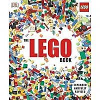 The LEGO Book (Hardcover Book) $  12.79 + Free Shipping w/ Prime or FSSS