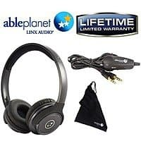 BuyDig Deal: Able Planet SH190 Travelers Headphones w/ Detachable Cable (various colors)