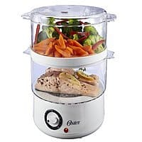 thePruneDanish via Amazon Deal: Home Cookware: 5-Quart Oster Food Steamer