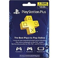Best Buy via eBay Deal: 1-Year Sony PlayStation Plus Membership