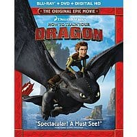Amazon Deal: How to Train Your Dragon (Blu-ray + DVD + Digital HD) $10 + Free Shipping w/ Prime or FSSS