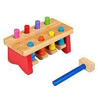 Toys R Us Deal: Melissa & Doug Imaginarium Deluxe Pounding Bench Toy $7.98 + Free In-Store Pickup