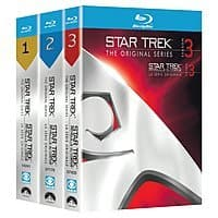 Amazon (Canada) Deal: Star Trek: The Complete Original Series (Blu-ray)