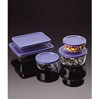 Bon-Ton Department Stores Deal: 2x 10-Piece Pyrex Storage Plus Container Sets