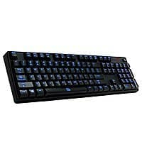 Best Buy via eBay Deal: Thermaltake Poseidon Z Illuminated Blue Switch Mechanical Keyboard